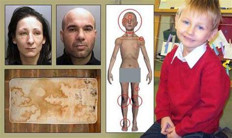 Evil Parents Tortured Chevy monsters evil parents jailed for for horrific murder