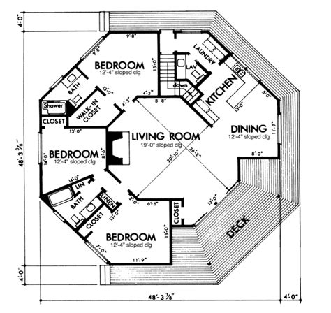 octagonal house plans house plans home plans and floor plans from ultimate plans