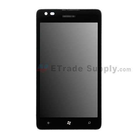 nokia lumia 900 front nokia lumia 900 lcd screen and digitizer assembly lcd