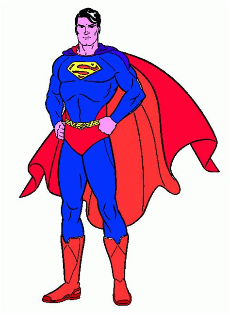 superman painting free superman clipart clipartion