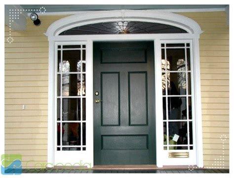 Contoh Bahan Dan Warna Tipe Standard Dan Premium desain pintu rumah minimalis klasik dan modern idea rumah idaman