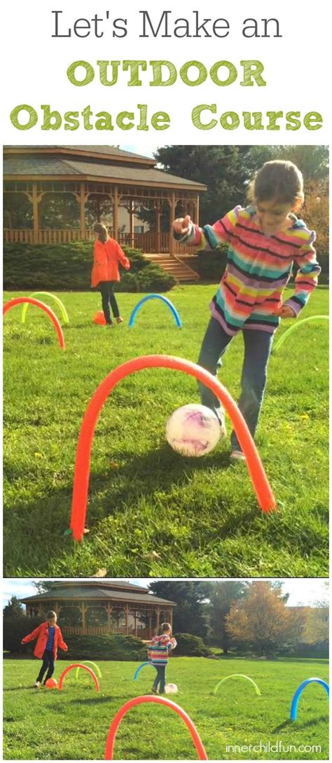 how to make a backyard obstacle course how to make an outdoor obstacle course inner child fun