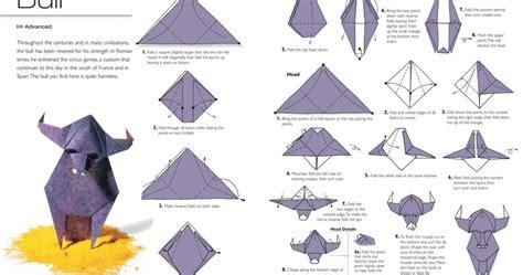 Origami Web - origami bull web wanderers