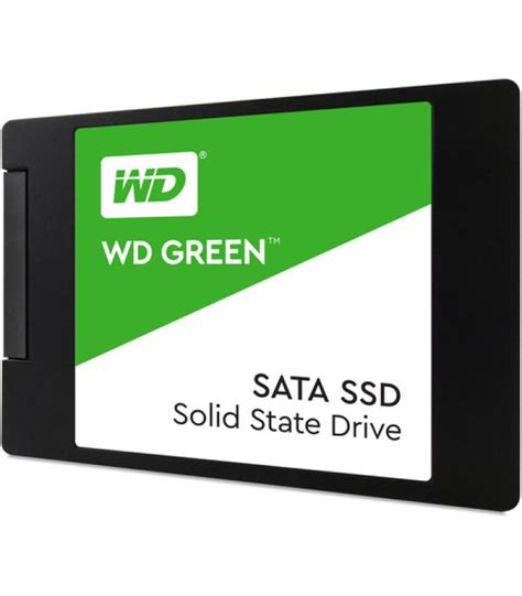 Western Digital Wd Green Ssd 120gb ssd western digital wd green sata 2 5 quot 120gb