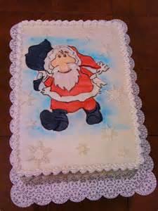 weihnachtsmann kuchen santa claus cake 2