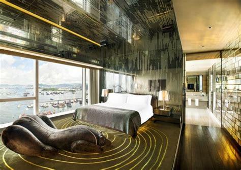 futuristisches schlafzimmer d 233 co int 233 rieur de styles m 233 lang 233 s pour r 233 v 233 ler caract 232 re