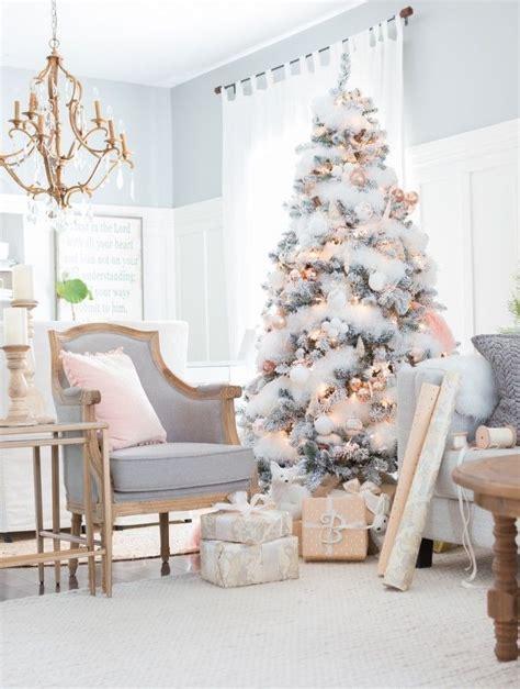white christmas tree decor madinbelgrade