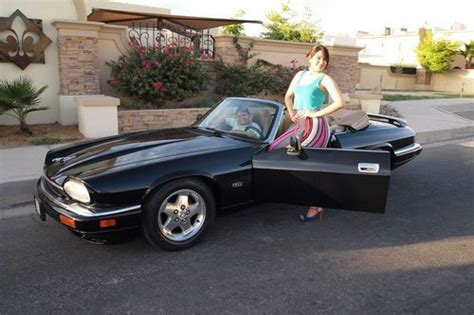 xjs jaguar parts purchase used supercharged jaguar xjs convertible with oem