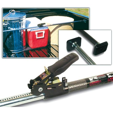 ratcheting cargo bar keeper ratcheting cargo bar 102746 accessories at
