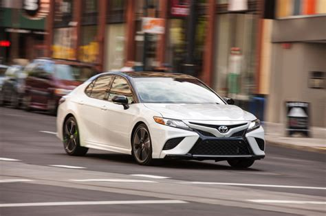 toyota camryu 2018 toyota camry prices and fuel economy more money