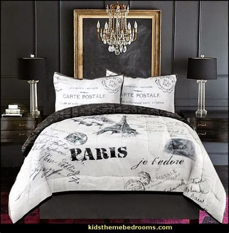 theme bed decorating theme bedrooms maries manor paris themed bedding