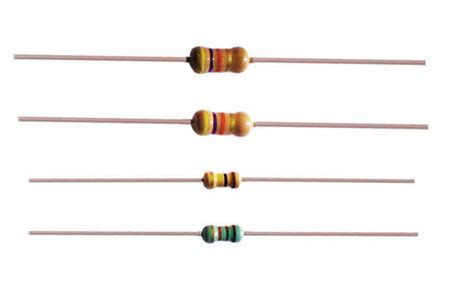 e24 2 7k ohm 1 4w 5 yellow carbon resistor for power supply