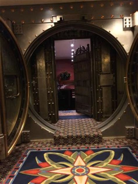 conference room     bank vault  cool