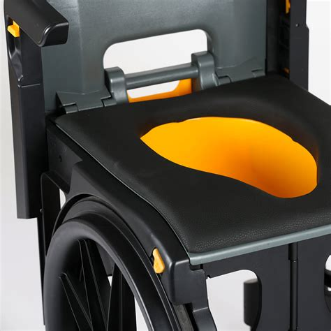 travel shower commode chair wheelable travel aid shower and commode chair
