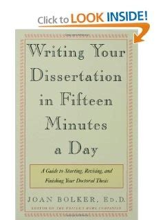 writing your dissertation in fifteen minutes a day 10 best images about thesis writing on