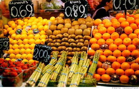 food prices cpi inflation ticks up 0 5 in july aug 18 2011