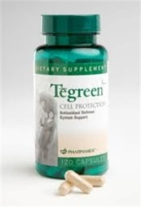 Suplemen Tegreen anti aging supplement landmark study on tegreen 97 and aging