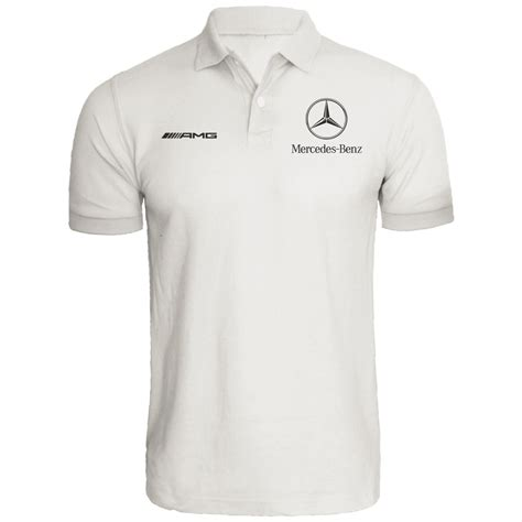 mercedes polo shirt amg automotive racing dtm quality f1 ebay