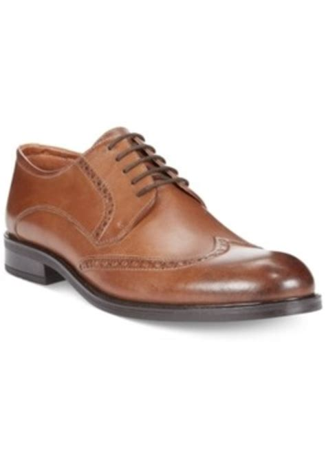 alfani shoes alfani alfani dorian wing tip oxfords s shoes shoes