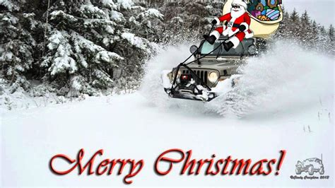 christmas jeep jeep poem ode to my jeep at christmas youtube