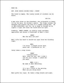 Script Title Page Template by Format A New Screenplay Or Spec Script Updated For 2014