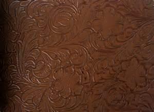 imitation tooled leather embossed vinyl upholstery