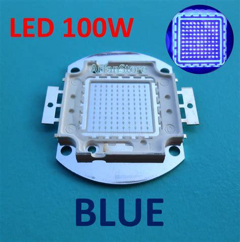 Led Hpl Luxeon High Power Led 450 455nm Grow Blue Emitter 40 45lm jual high power led hpl 100w blue biru 452 455nm arfanstore