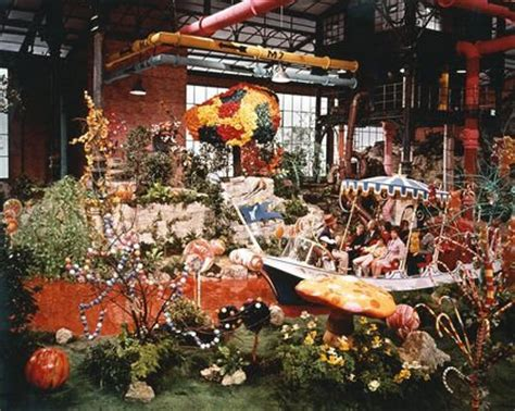 and the chocolate factory edible room pictures photos from willy wonka the chocolate factory