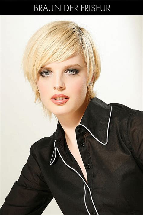 hairstyles with fringed sides short hairstyle for women with bangs