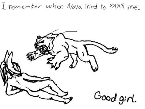 does doodle die rule 34 on
