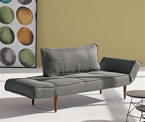 couch cms schlafsofa im retro design mit taschenfederkern lescott