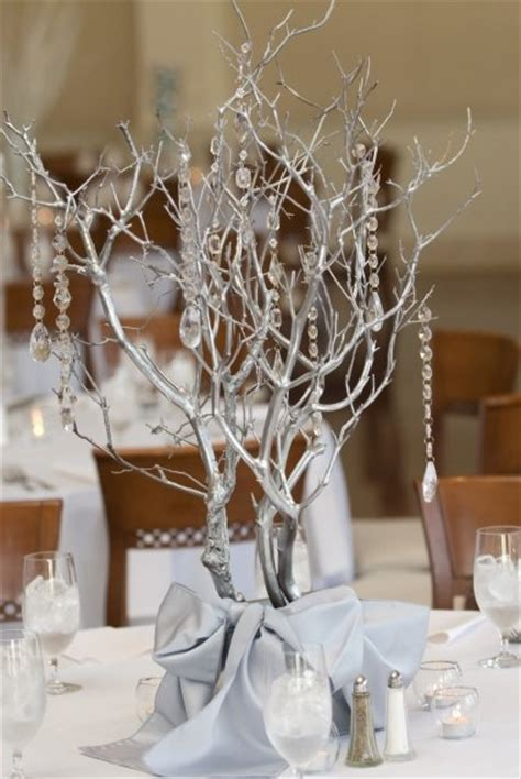 winter wedding table decor wedding centerpiece ideas by partyfavorweb on