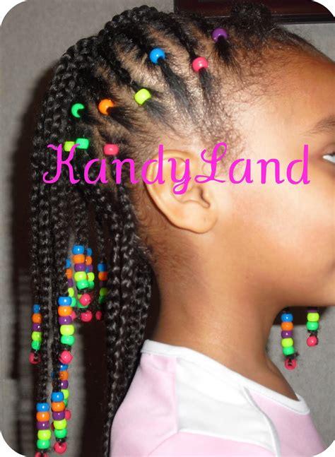 beaded braid hairstyles kandyland rainbow braid hawk bead style
