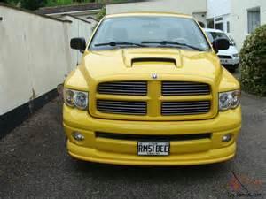 2004 dodge ram rumble bee 5 7 hemi