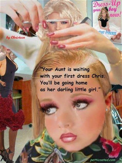 sissy salon captions graffiti picture 88 best images about christeen punishment art on pinterest