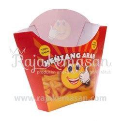 Dus Fries dus fries kotak fries box fries