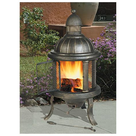 georgetown fireplace and patio georgetown outdoor fireplace 625904 pits patio heaters at sportsman s guide