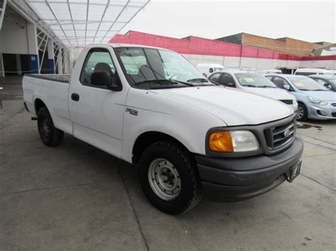 imagenes pick up ford f150 2007 pick up ford f 150 flotillera j7f a a modelo 2007