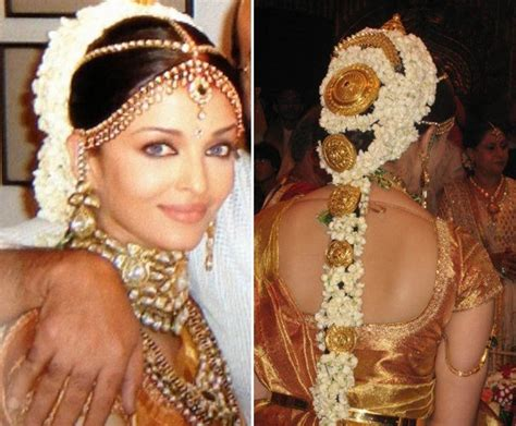 Wedding Hairstyles Pics by The Signature Hairstyles That Crown Aishwarya