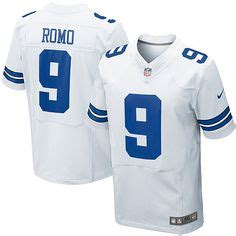 premier white tony romo 9 jersey popular p 341 cowboys 9 tony romo home team color authentic elite