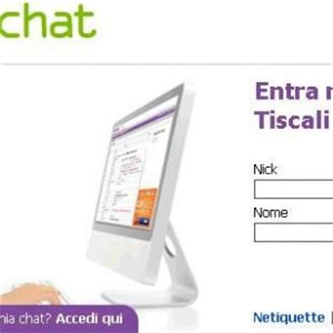 tiscali chat mobile chat tiscali