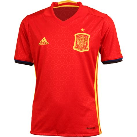 T Shirt Spain Euro2016 spain 2016 home jersey aa0850