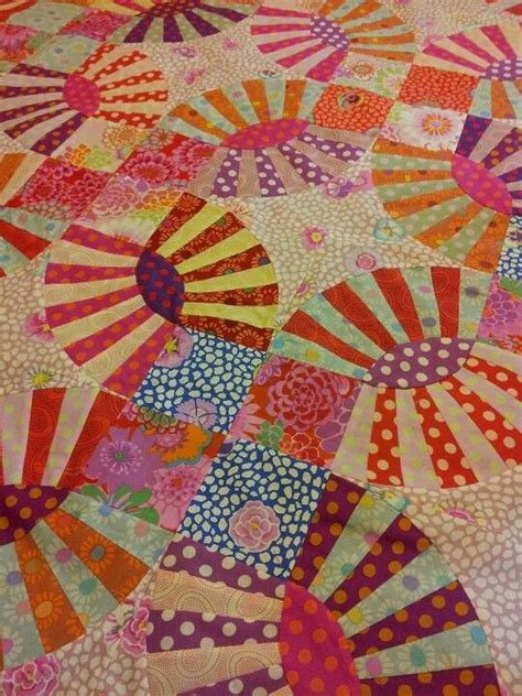 the pickle dish quilt i made the fabric and the design
