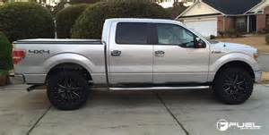 Ford F 150 Wheels This Ford F 150 With Fuel Wheels And More Has All The