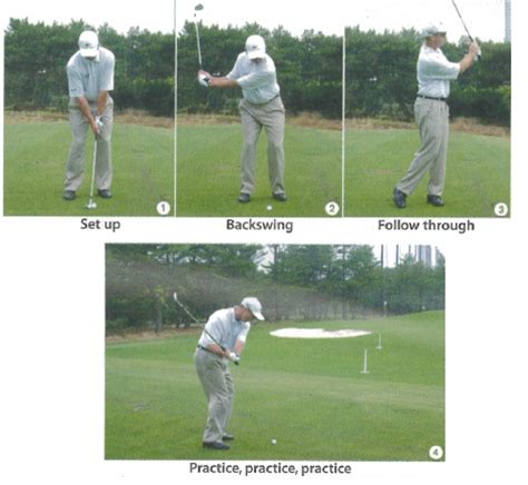 david duval golf swing pitching in the scoring zone