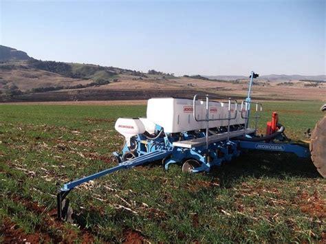 Monosem Planters by Monosem No Till Planters An Impact In Kwazulu Natal
