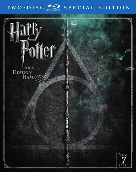 Dvd Harry Potter And The Deathly Hallows Part 2 harry potter and the deathly hallows part 2 dvd release