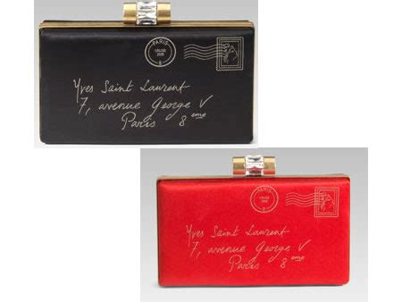Ysl Minaudiere Satin Clutch by Yves Laurent Minaudiere Satin Clutch