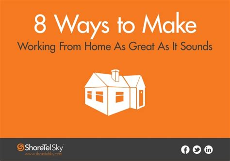 8 Terrific Ways To Be Jolly by 8 Ways To Make Working From Home As Great As It Sounds