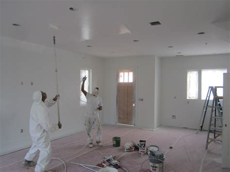 spray paint house interior interior paint green button homes